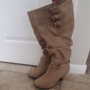 Womens Rampage Eleanor boots